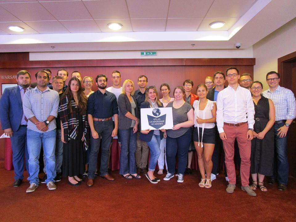 Izvršni direktor Liberalnog foruma učestvovao na Atlasovoj radionici u Budimpešti